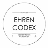 Blogger Relations Ehrencodex Logo
