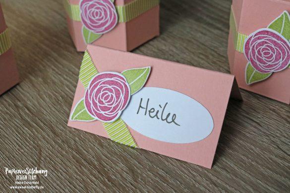 PapierverSUchung Design Team: Hochzeit
