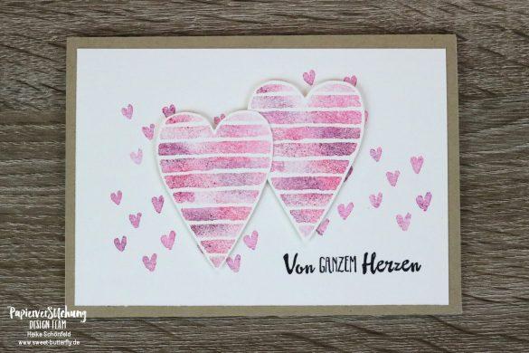PapierverSUchung Design Team: Liebe