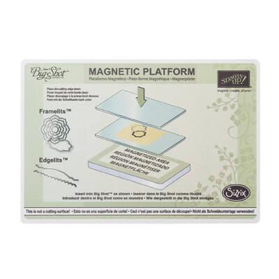 Magnetplatte